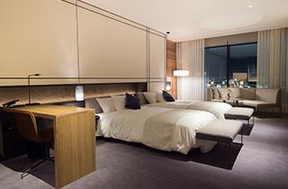 客室(ツイン)×2室